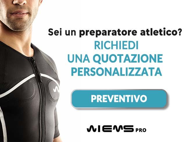 Richiedi preventivo EMS