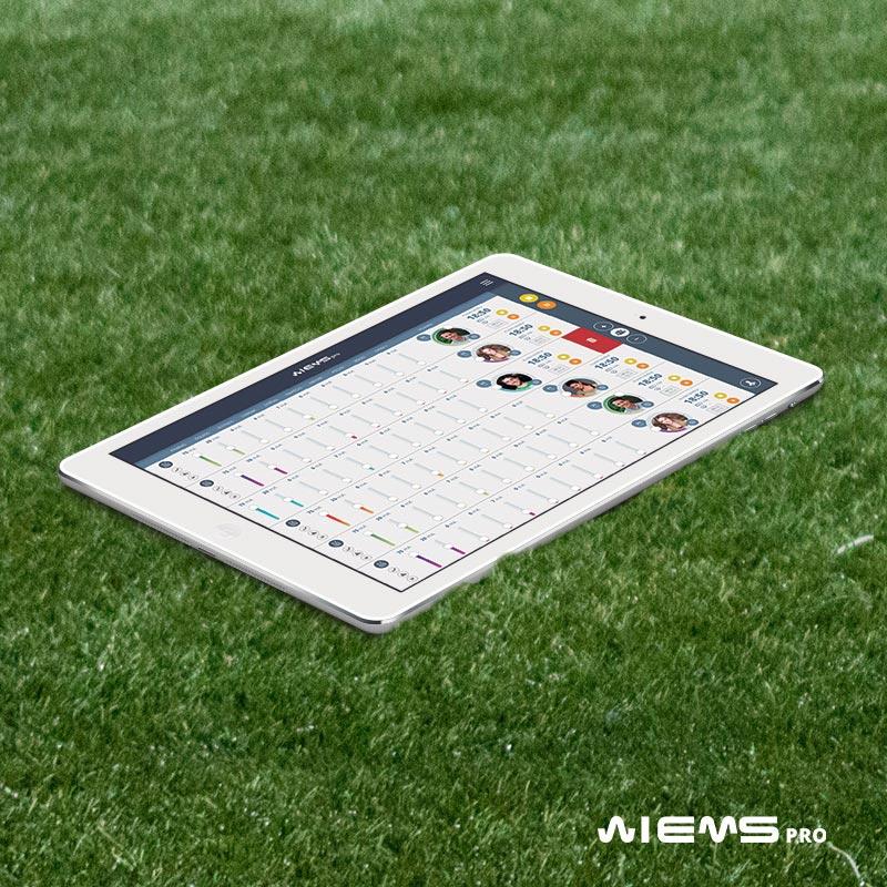 immagine: Software allenamento calcio EMS