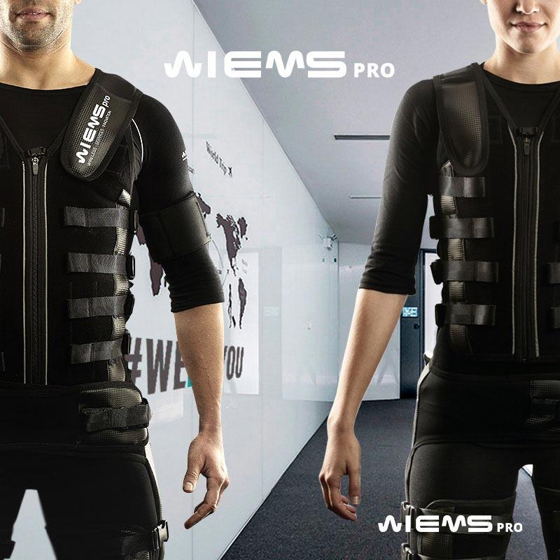 Tuta EMS wireless Revolution Pro - Le tute Revolution Pro sono professionali e permettono agli atleti di fare allenamenti ad alta intensità con la massima resistenza e confort.