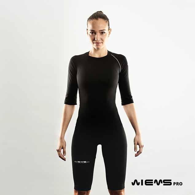 Donna Underwear tuta ems - Underwear Donna per tuta ems. Per l'allenamento EMS, da portare sotto la tuta tecnica Wiemspro.