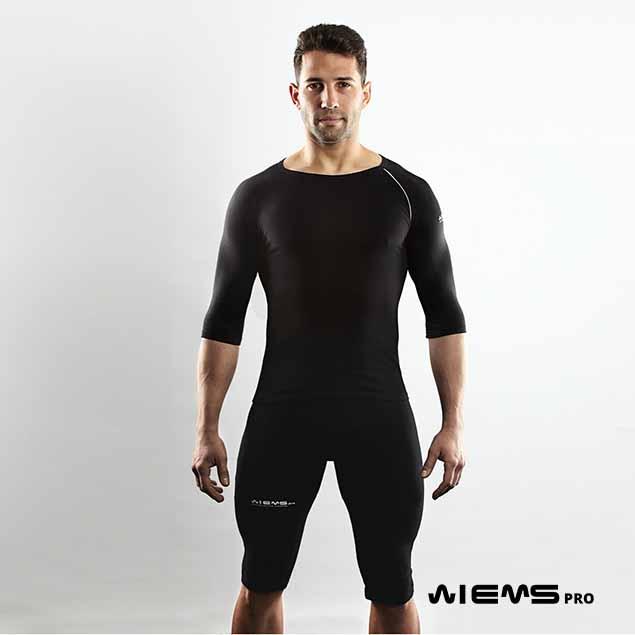 Underwear tuta ems uomo - Underwear tuta ems uomo. Per l'allenamento EMS, da portare sotto la tuta tecnica Wiemspro.